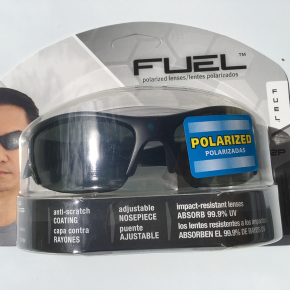 ad0ef6014cc 3M Fuel X2P black Polarized Safety Sun Glasses NWT